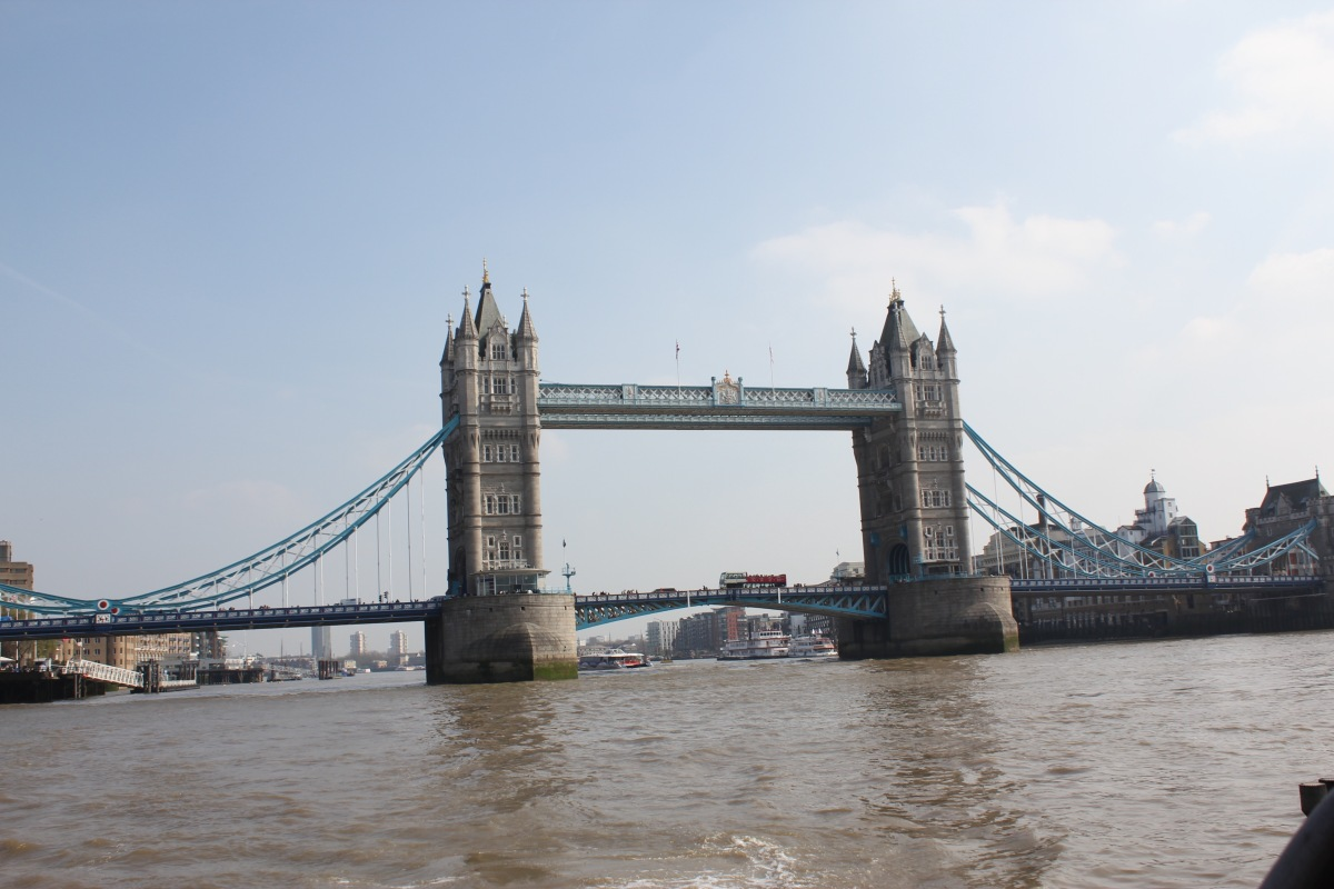 London in theSunshine